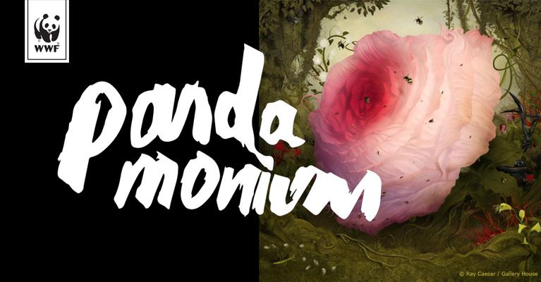 Pandamonium og image