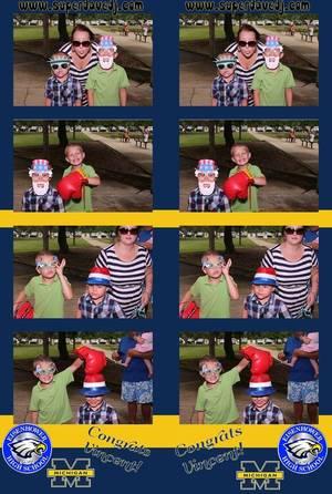 Photobooth test shot
